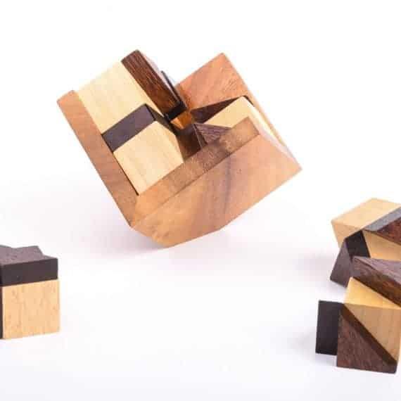 8 Pcs Puzzle