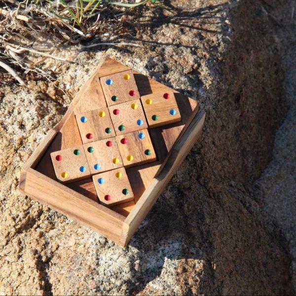 Colour Match on rocks