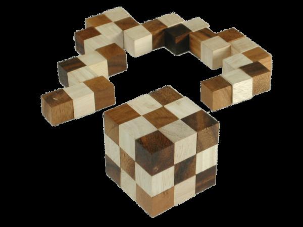 Snake Cube