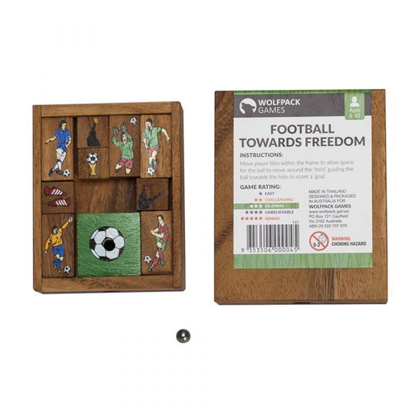 Football Towards Freedom