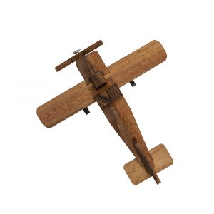 Airplane (Kumiki) Puzzle