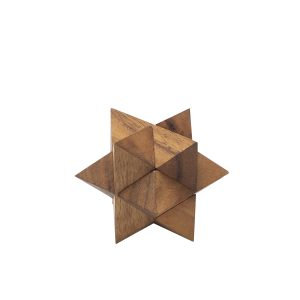 Star Interlock Puzzle