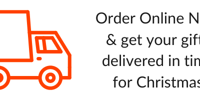 Ordering online in time for Christmas