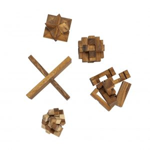 Interlock Puzzles