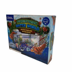 Prehistoric Water World